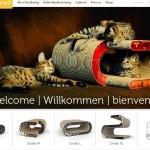 Designmöbel für die Katze